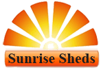 Sunrise Sheds of Oklahoma Logo